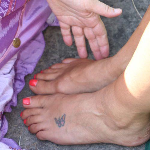 FeetEmotions