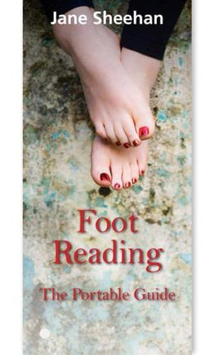 Foot Reading Portable Guide